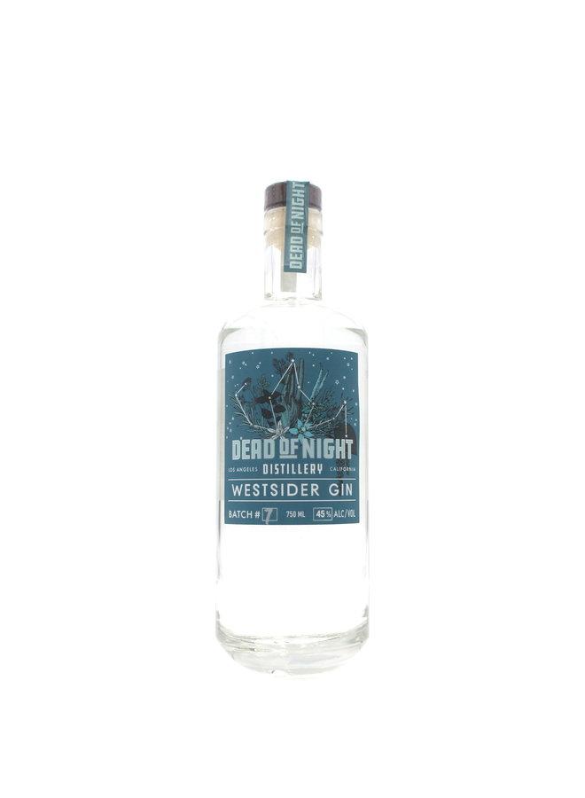 Dead of Night Westsider Gin 750mL