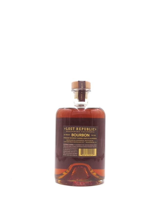 Lost Republic Bourbon 750mL