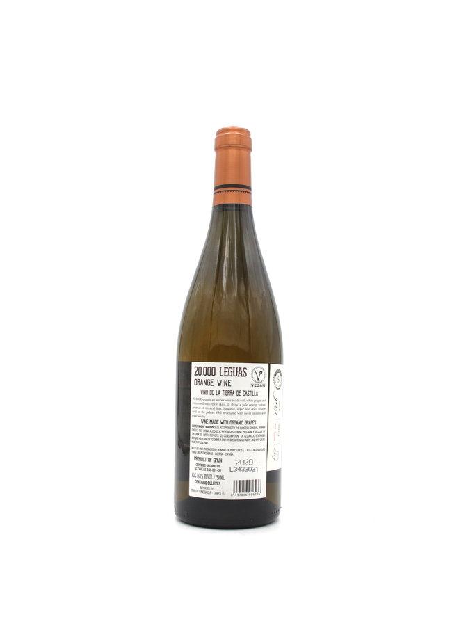 2020 Dominio de Punctum 20,000 Leguas Amber Wine, 750ml