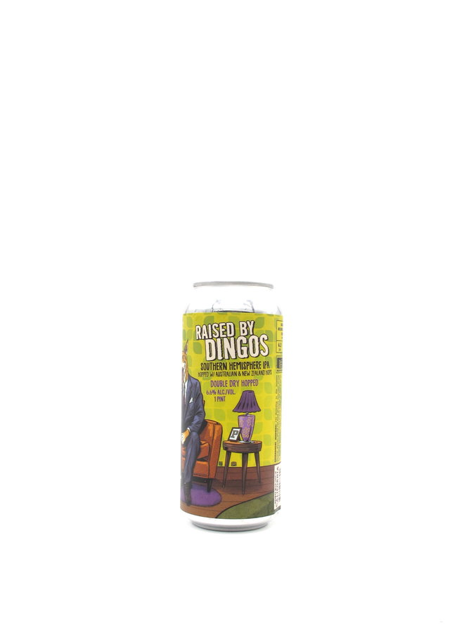 Paperback Brewing Co. Raised by Dingoes 16oz