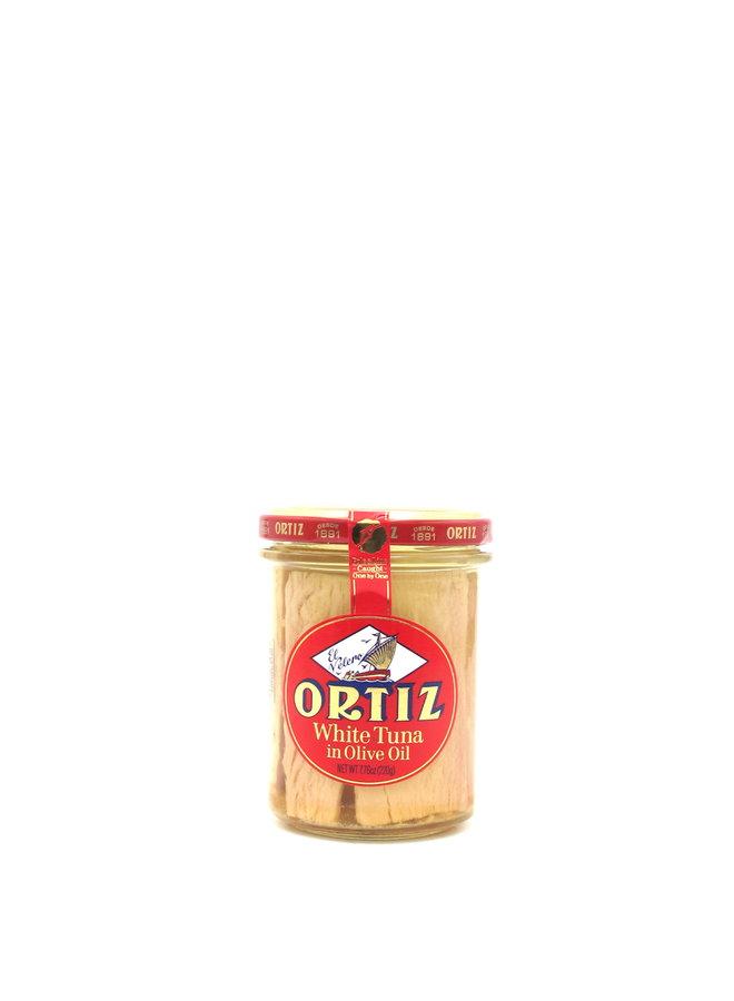 Ortiz Bonito Tuna in Oil 220g