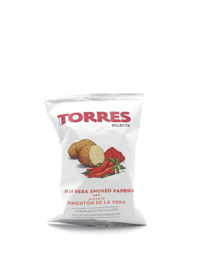 Torres Potato Chips Smoked Paprika 50g