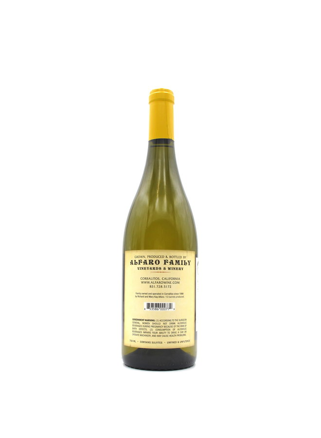 2019 Alfaro Family Chardonnay, Trout Gulch Vineyard 750ml