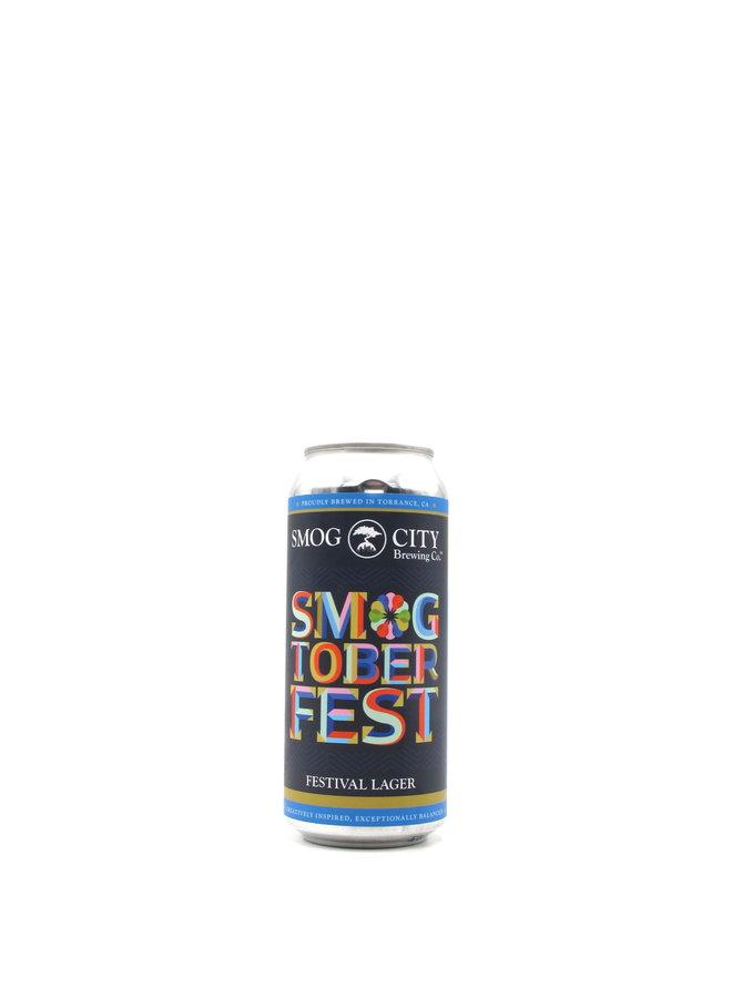 Smog City Brewing Co. Smogtoberfest 16oz