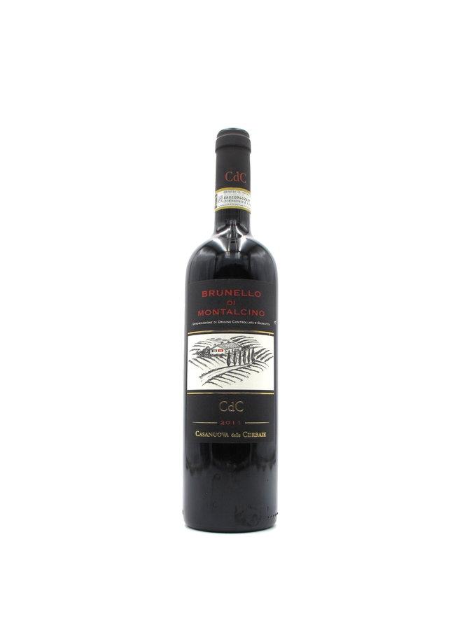 2011 Casanuova delle Cerbaie Brunello di Montalcino, 750ml