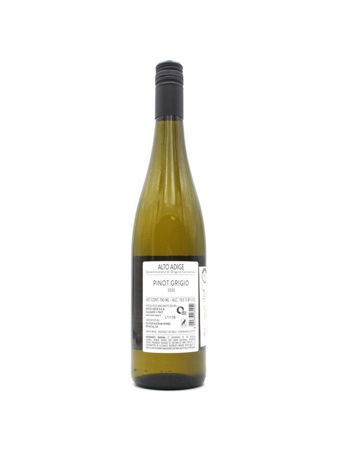 2020 Erste + Neue Pinot Grigio 750ml