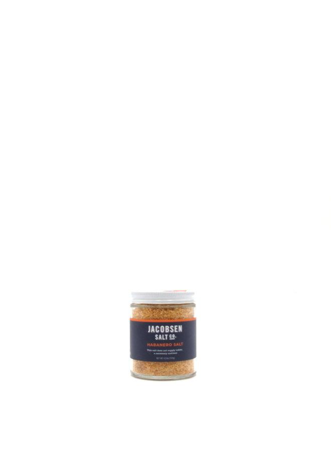 Jacobsen Infused Habanero Salt 4.75oz