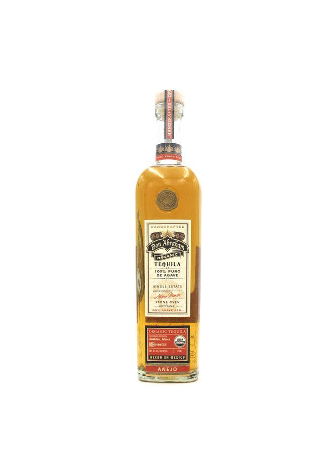 Don Abraham Tequila Añejo 750mL