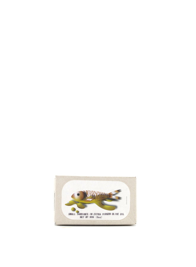 Jose Gourmet Small Sardines in EVOO 90g