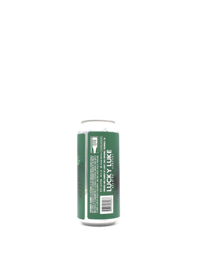 Lucky Luke Arm's Distance Imperial IPA 16oz