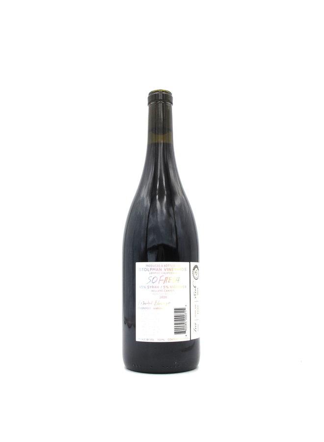 2020 Stolpman Vineyards Crunchy Rôastie Ballard Canyon, 750ml
