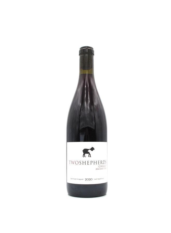 2020 Two Shepherds Cinsault, Bechthold Vineyard, 750ml