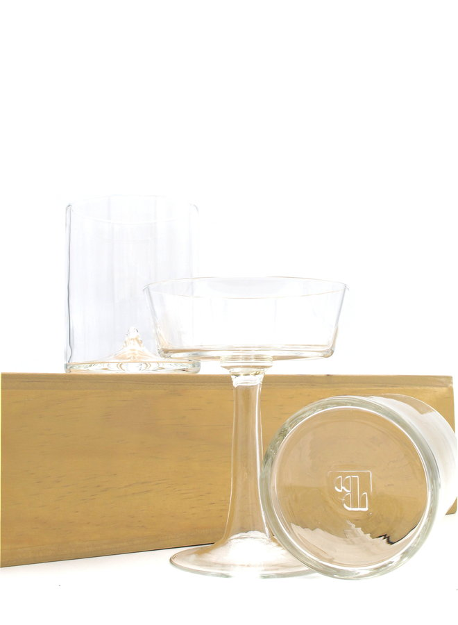TB Designs Old Fashioned Rocks Glass