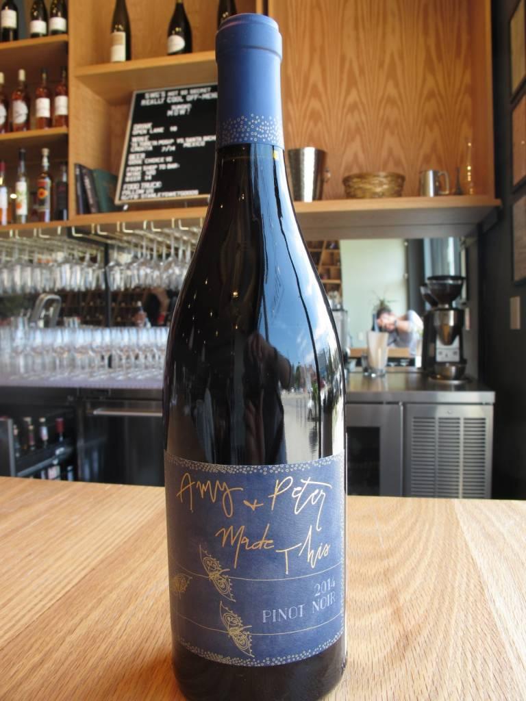 Holus Bolus 2014 Amy & Peter Made This Pinot Noir Radian Vineyard 750ml