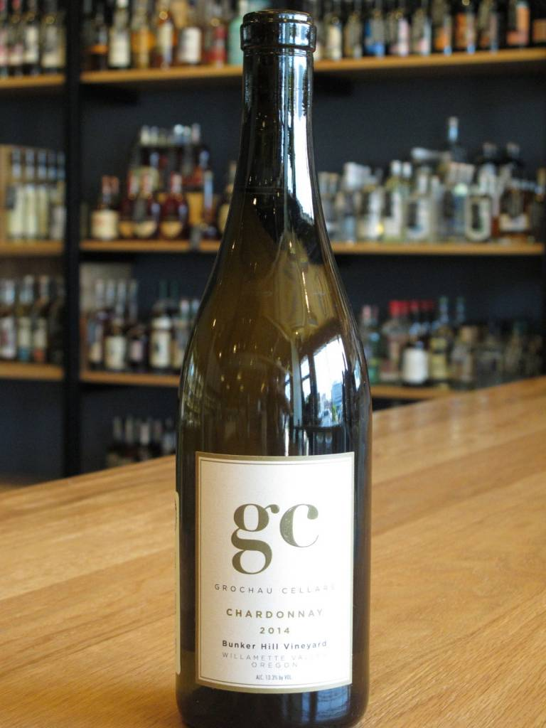 Grochau 2014 Grochau Cellars Bunker Hill Chardonnay 750ml