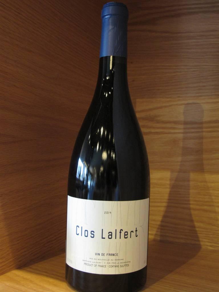 Clos Lalfert 2014 Clos Lalfert 750ml