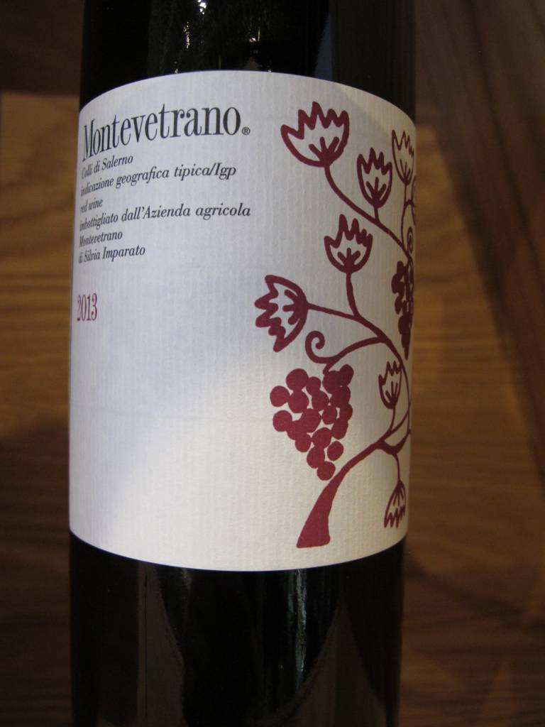 Montevetrano 2013 Montevetrano Colli Salerno 750mL
