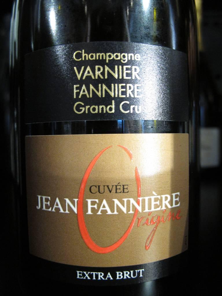 Varnier-Fannière NV Varnier-Fanniere ''Cuvee de Jeann Fannière Origine'' Extra Brut Blanc de Blancs Grand Cru 750mL