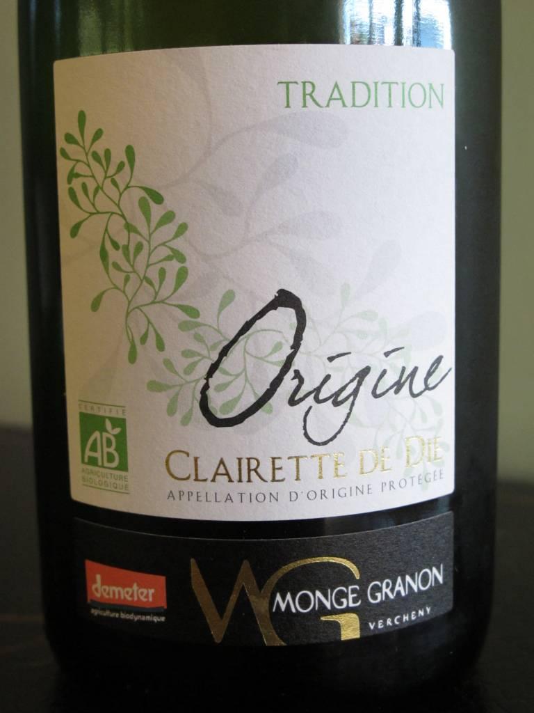 Monge Granon NV Monge Granon Clairette de Die Origine 750ml