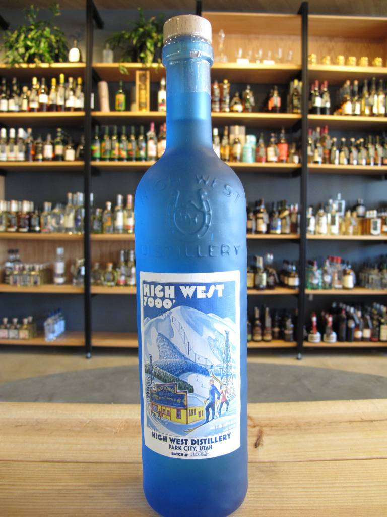 High West High West 7000' Oat Vodka 750mL