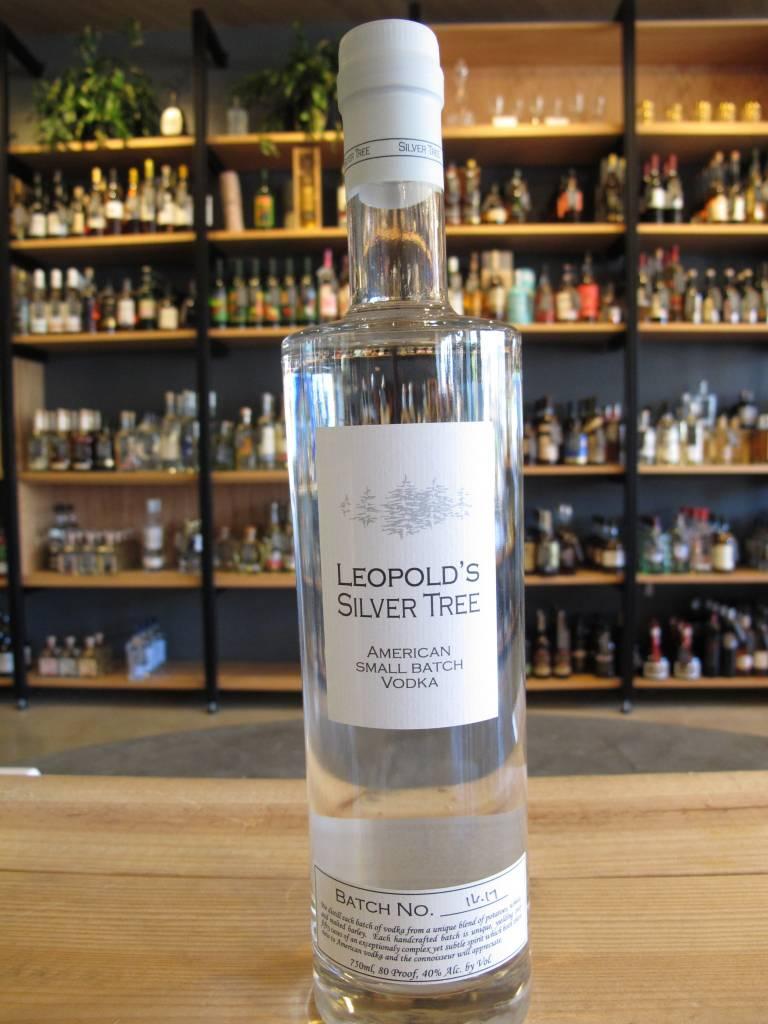 Leopold Bros. Leopold's Silver Tree Vodka 750mL