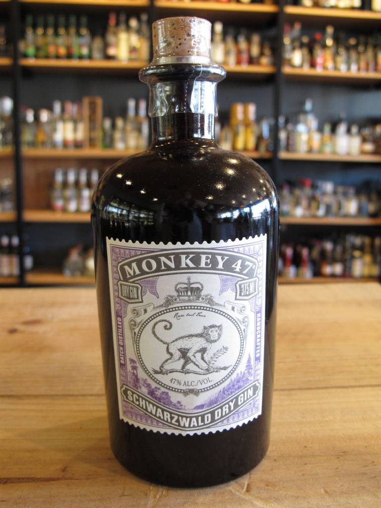 Monkey 47 Monkey 47 Schwarzwald Dry Gin 375mL