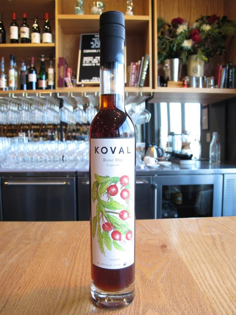 Koval Koval Rose Hip Liqueur 375ml