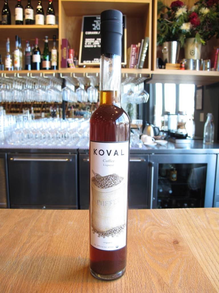 Koval Koval Coffee Liqueur 375ml