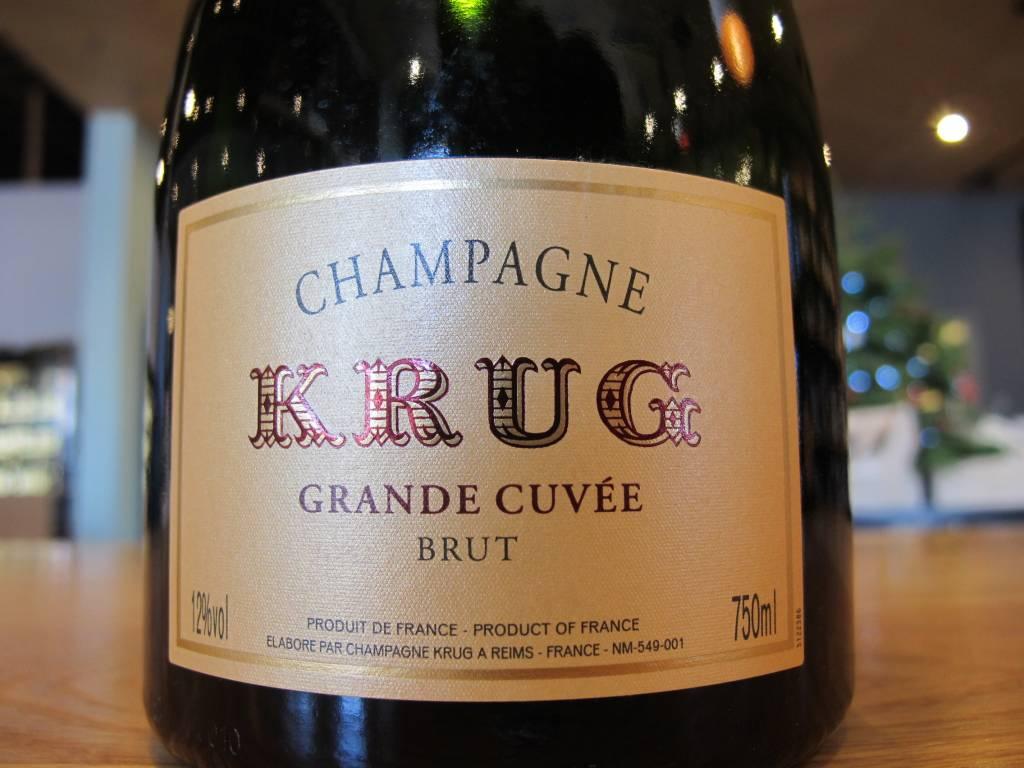 Champagne Krug NV Krug Grande Cuvée Brut 750ml