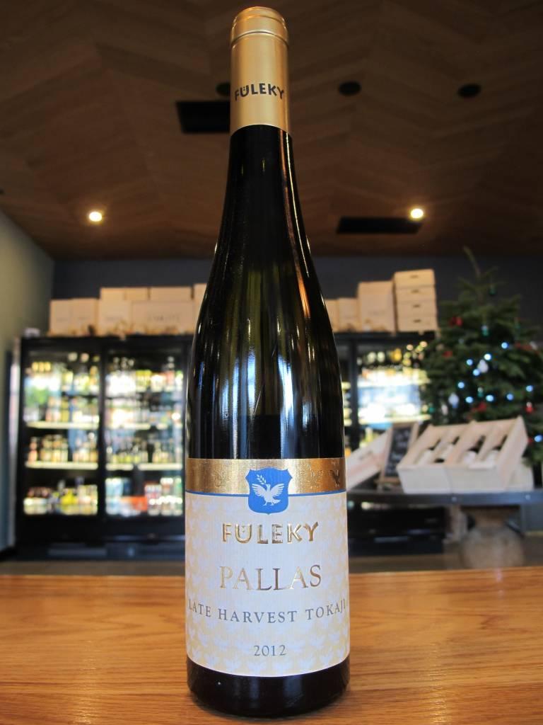 """Füleky 2012 Füleky """"Pallas"""" Tokaji Late Harvest 500mL"""