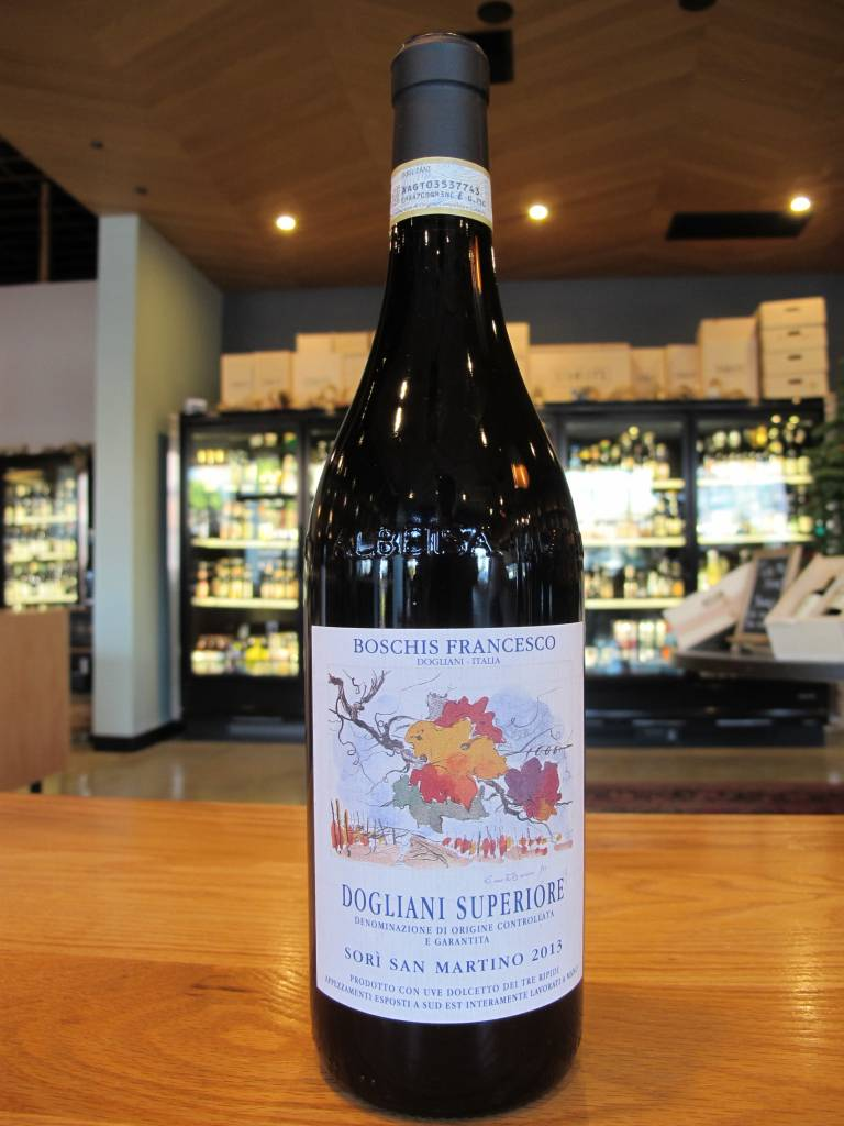 Boschis Francesco 2013 Boschis Francesco Dolcetto Sorì San Martino 750mL