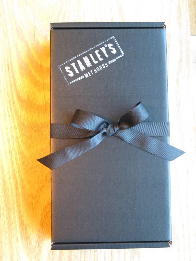 Gift Box Black Two Bottle