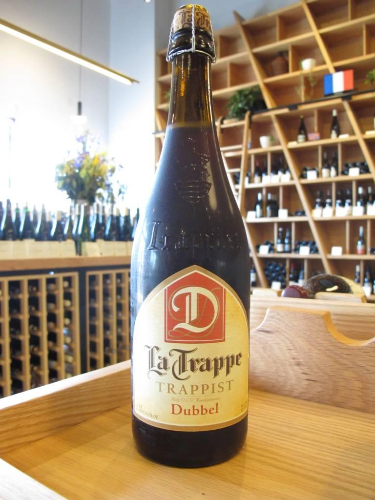 Bierbrouwerij de Koningshoeven Koningshoeven La Trappe Dubbel Trappist Ale 750 ML