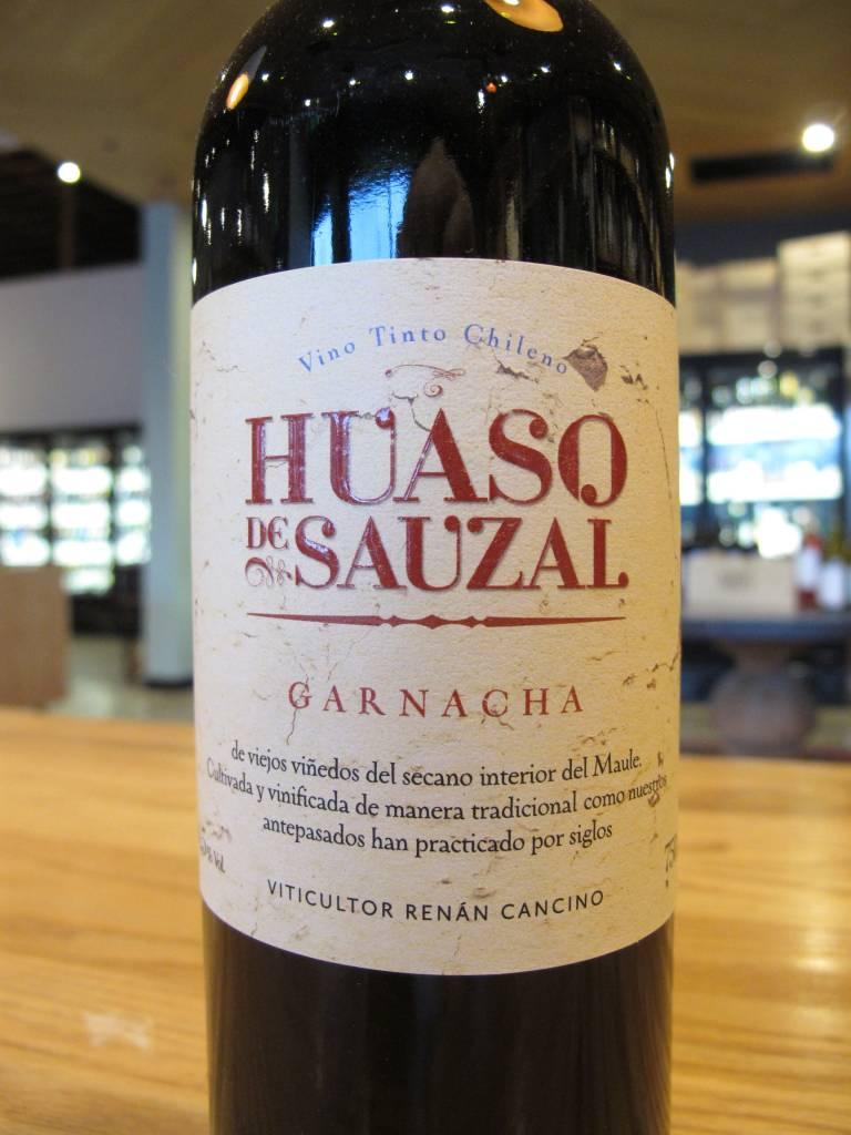 Huaso de Sauzal 2014 Huaso De Sauzal Garnacha 750ml