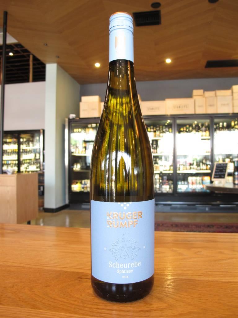 Weingut Kruger-Rumpf 2016 Kruger-Rumpf Scheurebe Spätlese 750ml