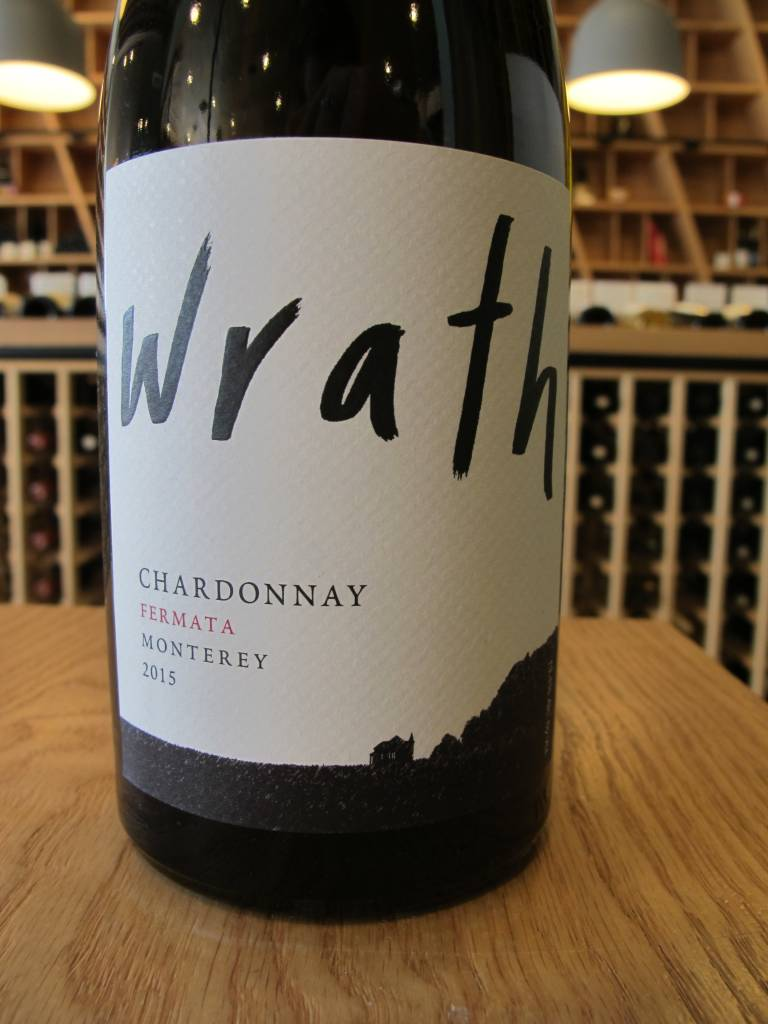 Wrath 2015 Wrath Chardonnay Fermata 750mL