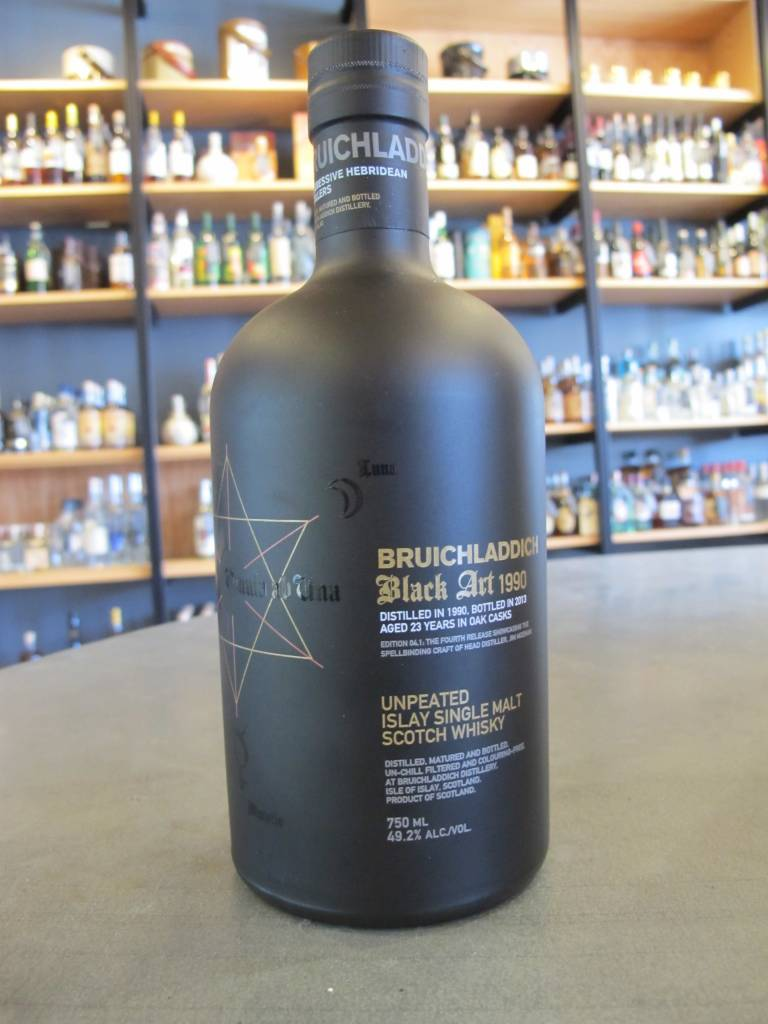 Bruichladdich Bruichladdich Black Art Edition 04.1 23 Year 750mL