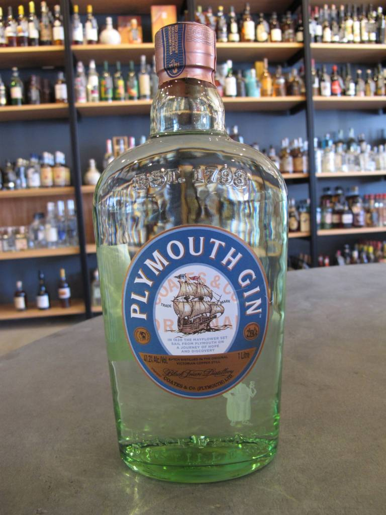 Plymouth Plymouth Dry Gin 1L