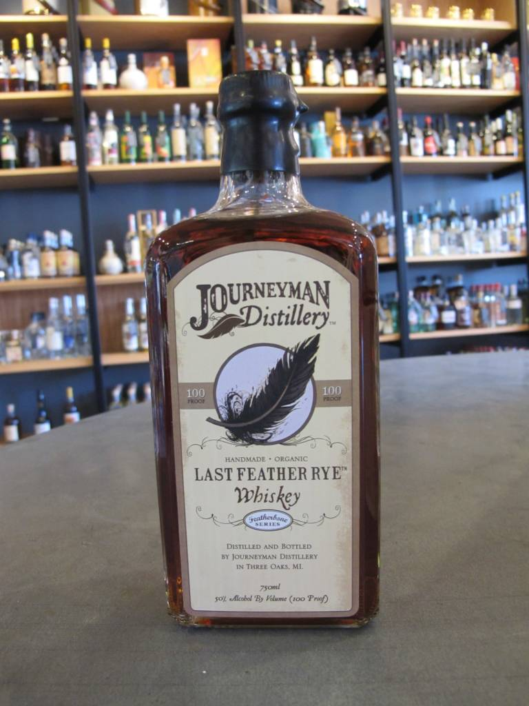 Journeyman Journeyman Last Feather Rye 750mL