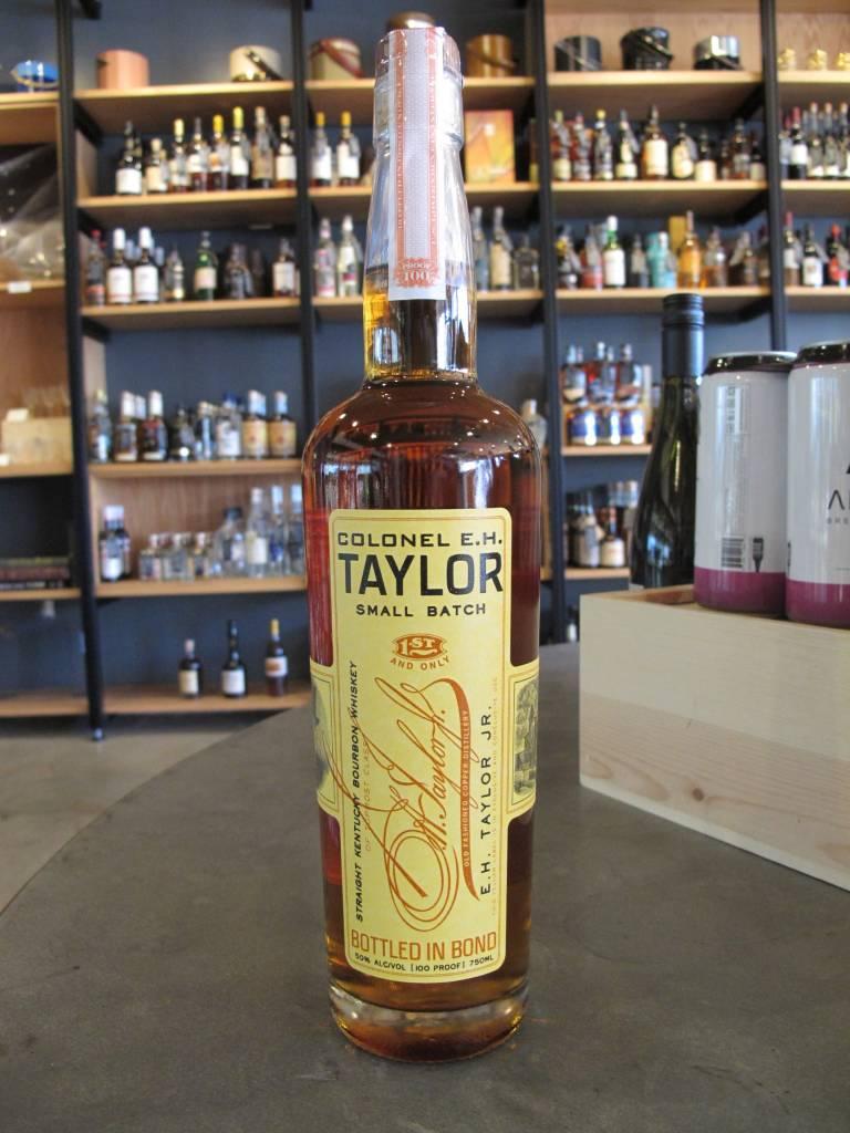Old Fashioned Copper Distillery Colonel E.H. Taylor Small Batch Bourbon 750ml
