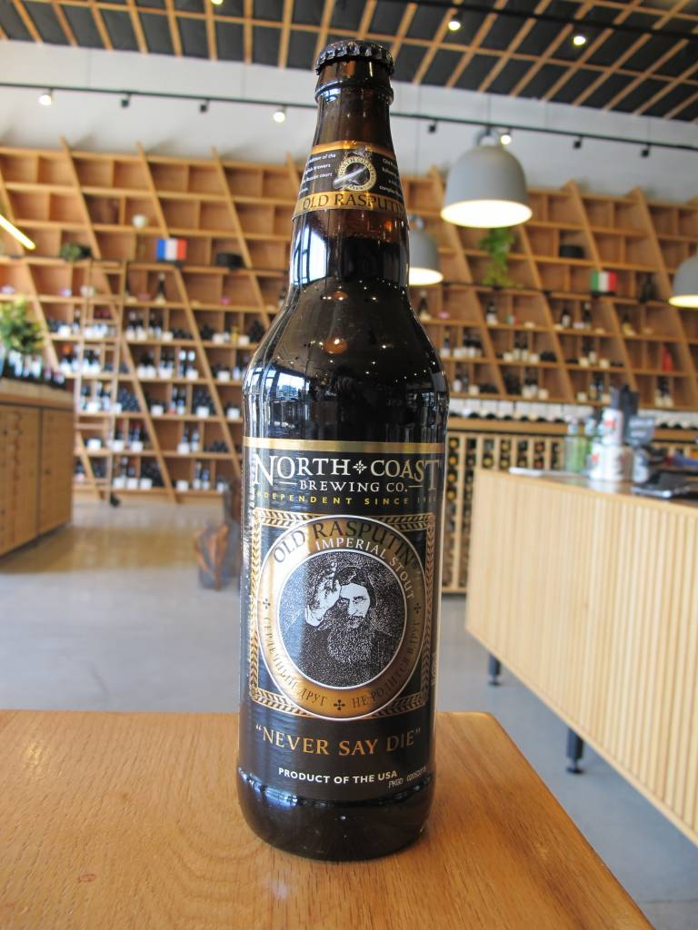 North Coast Brewing North Coast Old Rasputin Russian Imperial Stout 22oz