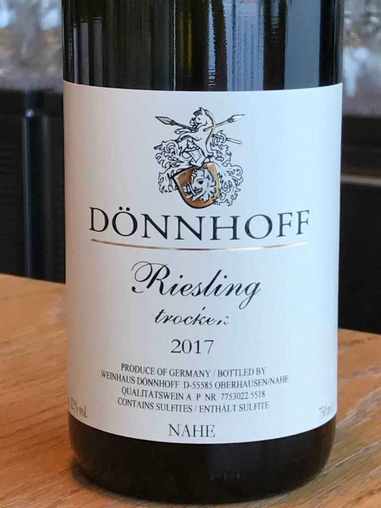 Weinhaus Dönnhoff 2017 Dönnhoff Estate Riesling 750ml