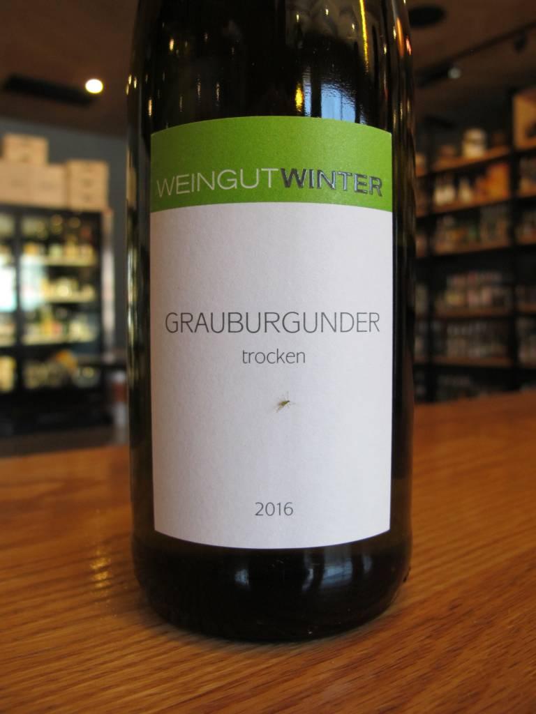 Weingut Winter 2016 Winter Grauburgunder trocken 750mL