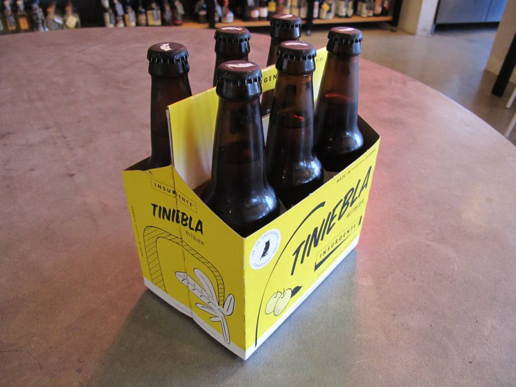 Insurgente Insurgente Brewing Tiniebla Witbier 12oz 6 Pack