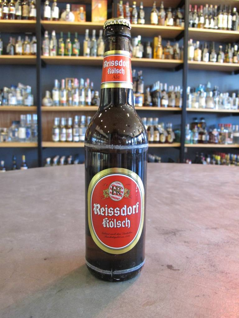 Brauerei Heinrich Reissdorf Reissdorf Kölsch 500mL