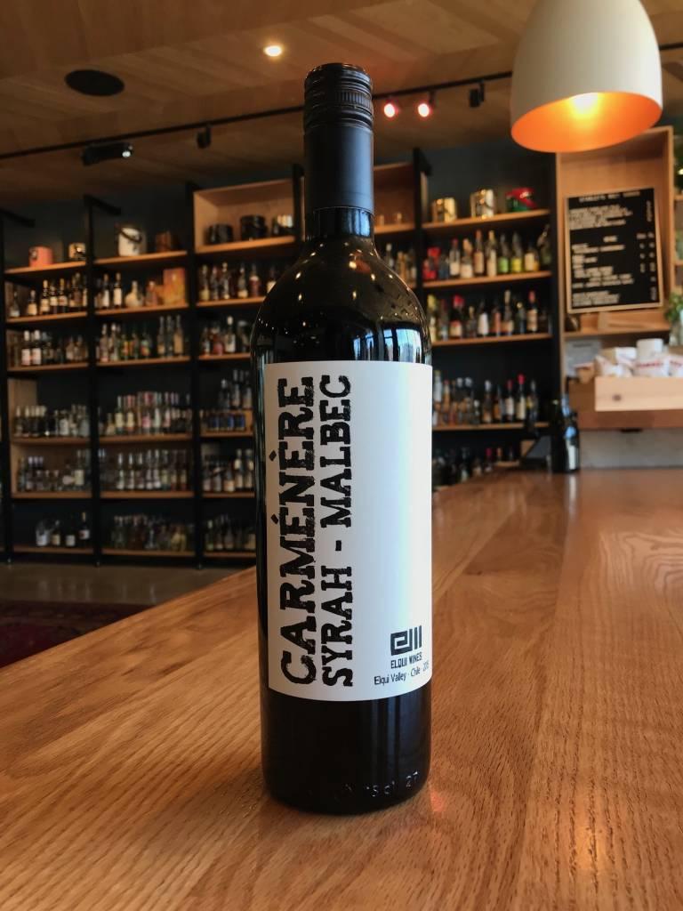 Elqui 2015 Elqui Wines Carménère Syrah Malbec 750ml