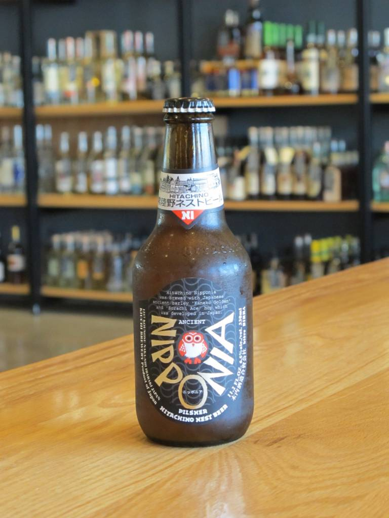 Kuichi Brewery Hitachino Nest Ancient Nipponia Pilsner 330ml