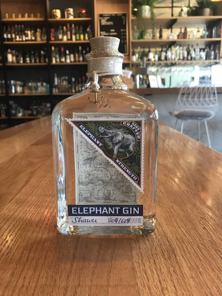 Elephant Gin Elephant Strength 750ml