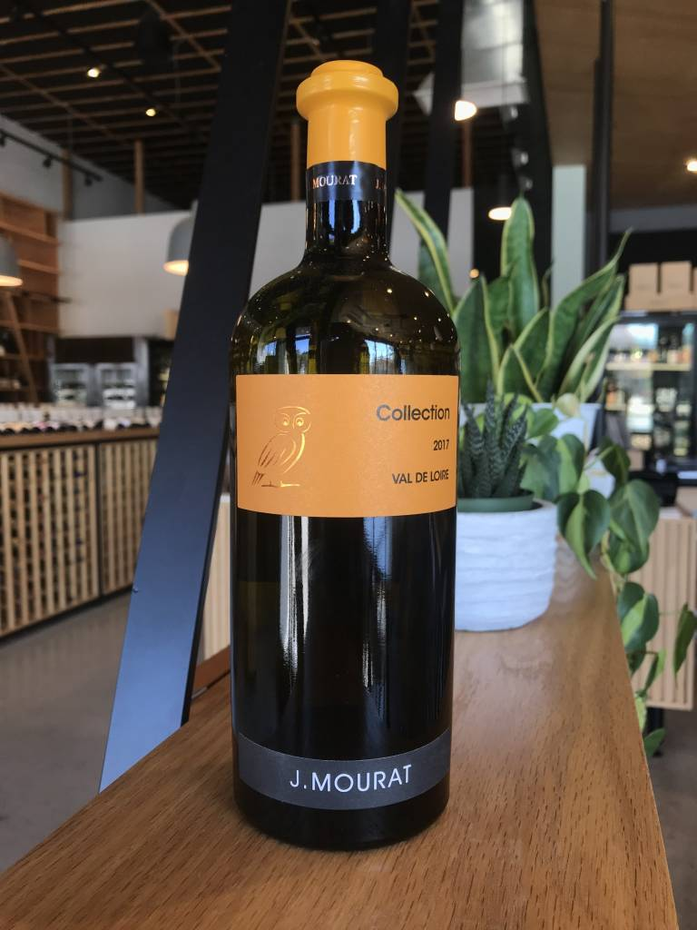 "J Mourat 2017 J. Mourat White ""Collection"" 750mL"