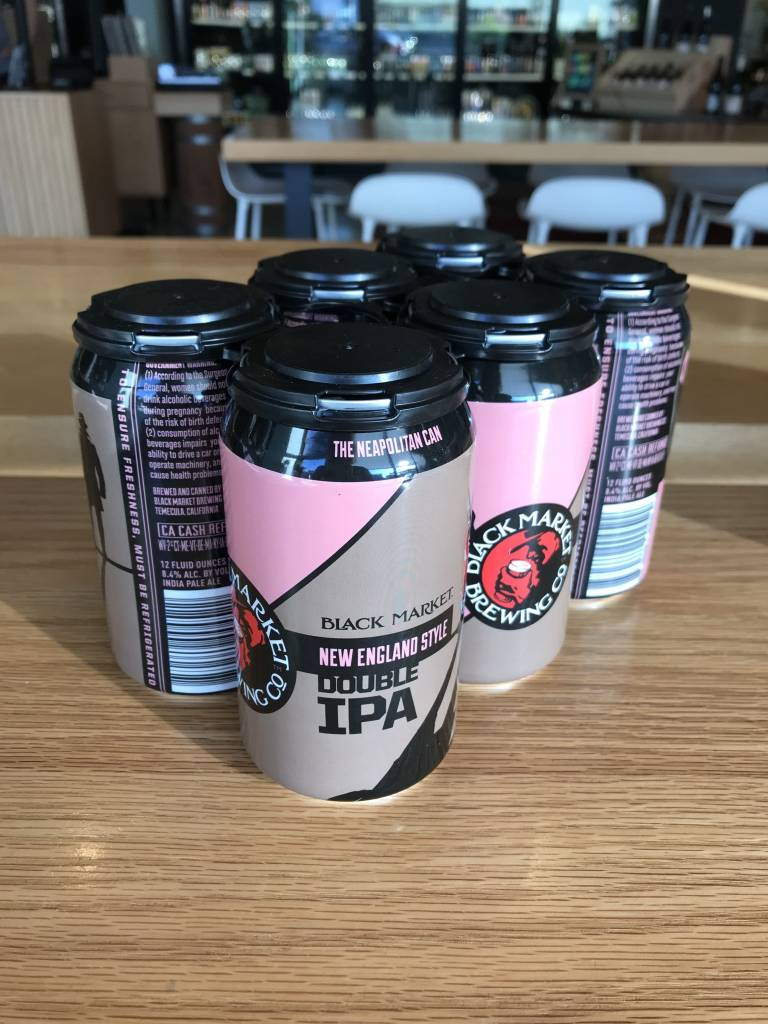 Black Market Brewing Co. Black Market Brewing Neapolitan DIPA 12oz 6pk